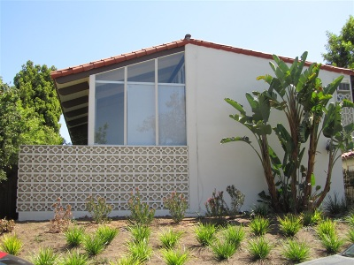 Oceanside,  Carlsbad , Vista, San Marcos, Encinitas, Escondido, Rancho Santa Fe, Cardiff By The Sea, Solana Beach Rental For Rent: 6121 B Paseo Delicias