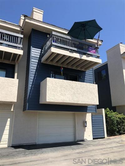 San Diego CA Townhouse For Sale: $509,900