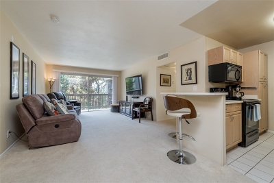San Diego County Attached For Sale: 6314 Friars Rd #207