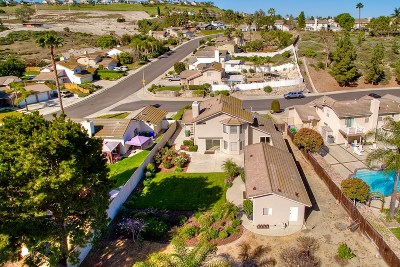 San Diego County Single Family Home For Sale: 5203 Champlain St