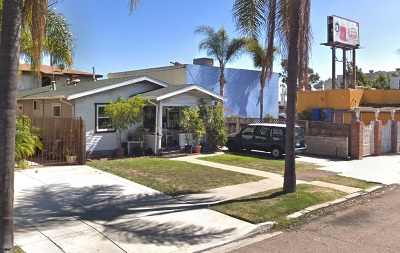 North Park Multi Family 2-4 For Sale: 4319-4321 Swift Ave