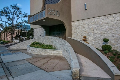 Attached For Sale: 2510 Torrey Pines Rd #409