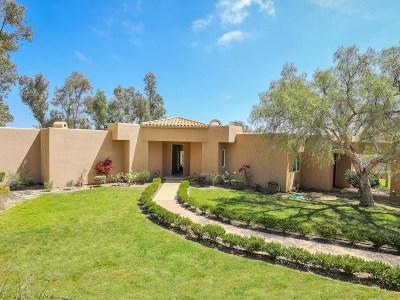 Single Family Home Pending: 4807 Linea Del Cielo