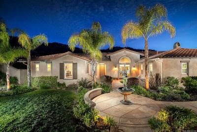 Valley Center Single Family Home For Sale: 14761 Interlachen Terrace