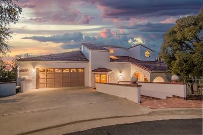 La Mesa Single Family Home For Sale: 9710 Lake Helix Terrace