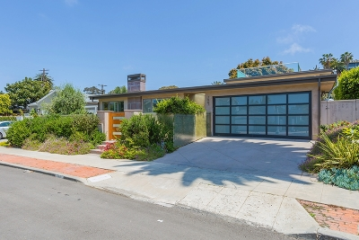 La Jolla Shores Single Family Home For Sale: 7967 Paseo Del Ocaso