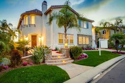 Encinitas Single Family Home For Sale: 820 Jensen Ct.