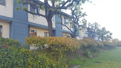 San Diego Townhouse For Sale: 5850 Reo Terrace Unit F