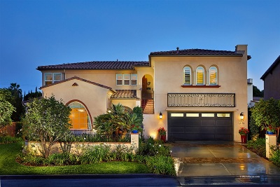 Carlsbad Single Family Home For Sale: 1679 Buena Vista Way