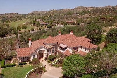 Poway Single Family Home For Sale: 14280 Cascade Crossing