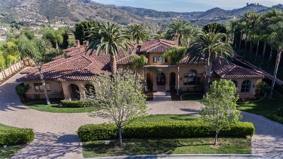 Poway Single Family Home For Sale: 14121 Biscayne Pl
