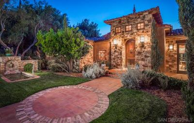 La Mesa Single Family Home For Sale: 10462 Russell Rd