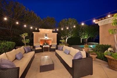Rancho Santa Fe Single Family Home For Sale: 18644 Via Catania