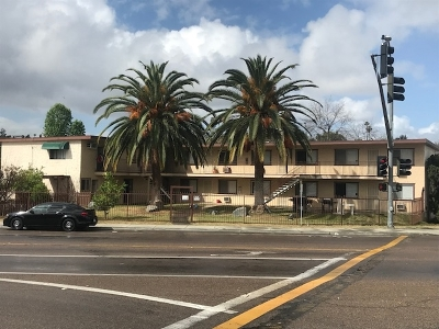 Multi Family 5+ For Sale: 9688 Los Coches Rd