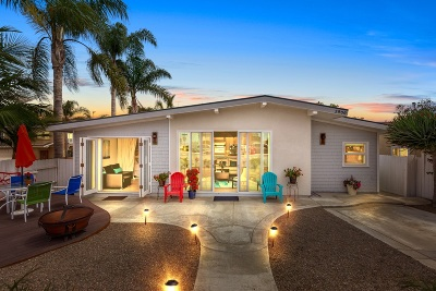 Carlsbad, Carlsabd Single Family Home For Sale: 3900 Garfield Street