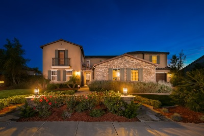 Santee Single Family Home For Sale: 7252 Ocotillo St