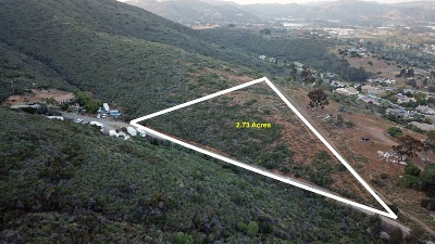 San Marcos Residential Lots & Land For Sale: N Twin Oaks Valley Road