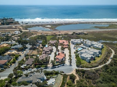Solana Beach Townhouse For Sale: 845 N Rios