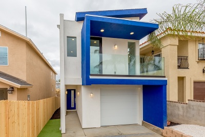 San Diego Single Family Home For Sale: 3014 46th