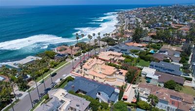 La Jolla Single Family Home For Sale: 6331 Camino De La Costa