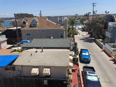San Diego Residential Lots & Land For Sale: 810 San Jose Pl #21