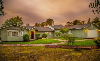 Single Family Home For Sale: 13852 Proctor Valley Rd