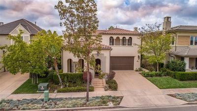 Single Family Home For Sale: 15636 Via Montecristo