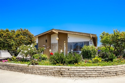 Oceanside Single Family Home For Sale: 3298 Buena Hills Dr