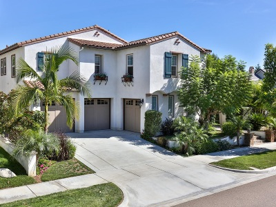 Bressi Ranch Single Family Home For Sale: 6214 Topiary St