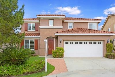 San Marcos Single Family Home Sold: 848 Avenida Abeja