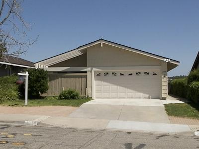 Escondido Single Family Home For Sale: 2340 N Iris Ln