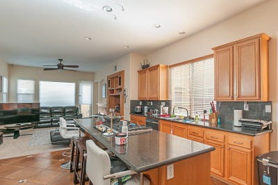 Single Family Home For Sale: 7695 Marker Rd