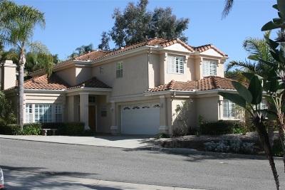 Carlsbad Single Family Home For Sale: 6822 Luciernaga
