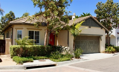 Encinitas Single Family Home For Sale: 656 Beach