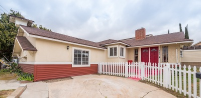 San Diego Single Family Home For Sale: 7501 Gribble St