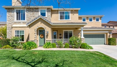 4 S Ranch, 4s Ranch, 4s Ranch - Legacy, 4s Ranch-Chanteclair Single Family Home For Sale: 15328 Palomino Mesa Road