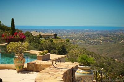 Rancho Santa Fe Single Family Home For Sale: 7954 Camino De Arriba