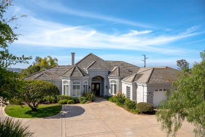 Poway Single Family Home For Sale: 14974 Huntington Gate Drive