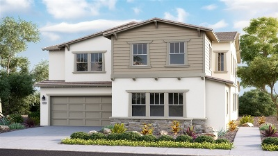 San Marcos Single Family Home For Sale: 150 Montessa Way