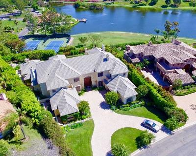 Rancho Santa Fe Rental For Rent: 17141 Camino Acampo