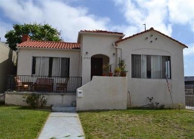 Single Family Home For Sale: 2930 Carleton St