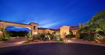 Rancho Santa Fe Single Family Home For Sale: 18486 Via Candela