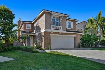Carlsbad Single Family Home For Sale: 6894 Via Borregos