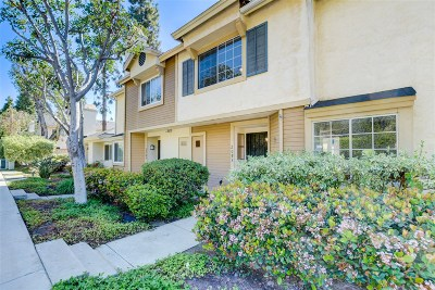 North Park, North Park - San Diego, North Park Bordering South Park, North Park, Kenningston, North Park/City Heights Townhouse For Sale: 2083 Haller St