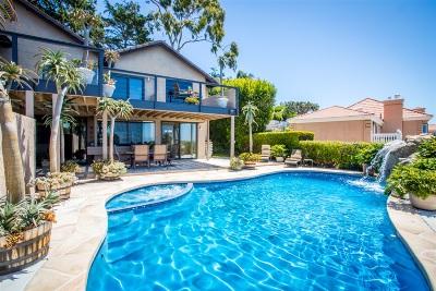 La Jolla Single Family Home For Sale: 7051 Caminito La Benera
