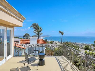 La Jolla Single Family Home For Sale: 1142 La Jolla Rancho Road