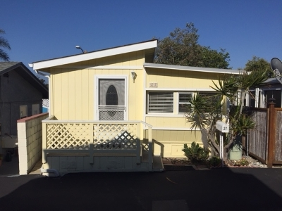 Mobile/Manufactured For Sale: 170 Diana St #27