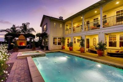 Carlsbad, Carlsabd Single Family Home For Sale: 6937 Sitio Cordero