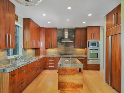 La Jolla Single Family Home For Sale: 1410 Park Row