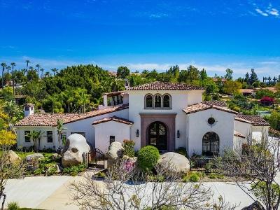 Single Family Home For Sale: 18735 Bernardo Trails Dr